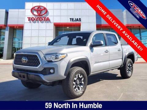 2018 Toyota Tacoma for sale at TEJAS TOYOTA in Humble TX