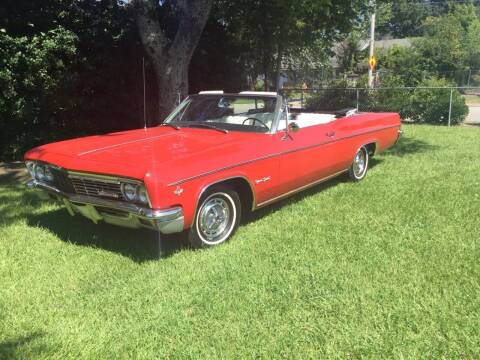 1966 Chevrolet Impala for sale at Classic Connections in Greenville NC
