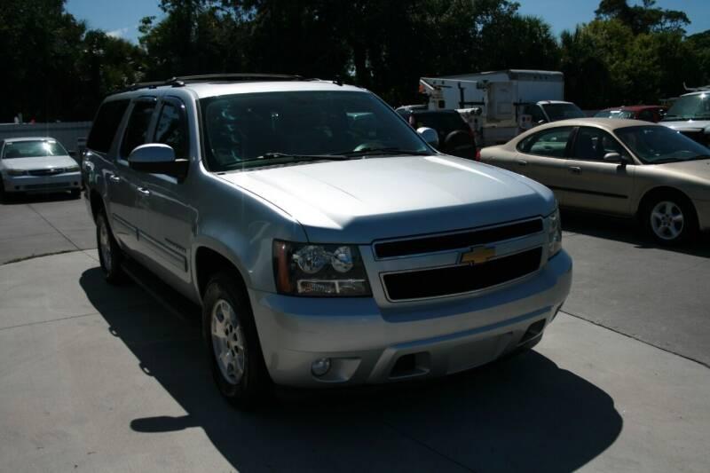 2013 Chevrolet Suburban for sale at Mike's Trucks & Cars in Port Orange FL