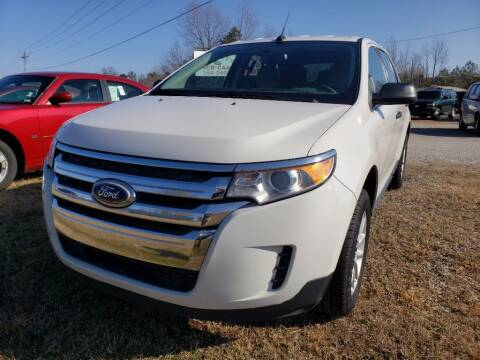2013 Ford Edge for sale at Scarletts Cars in Camden TN
