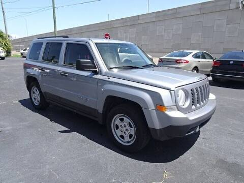 2014 Jeep Patriot for sale at DONNY MILLS AUTO SALES in Largo FL