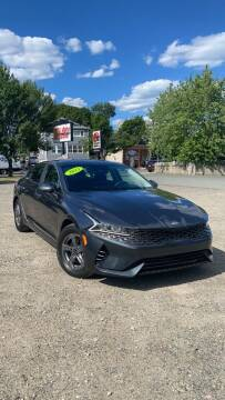 2021 Kia K5 for sale at Best Cars Auto Sales in Everett MA