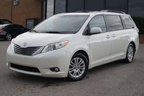 2017 Toyota Sienna for sale at Next Ride Motors in Nashville TN