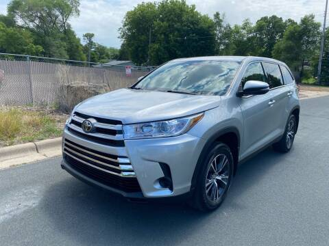2019 Toyota Highlander for sale at ONG Auto in Farmington MN