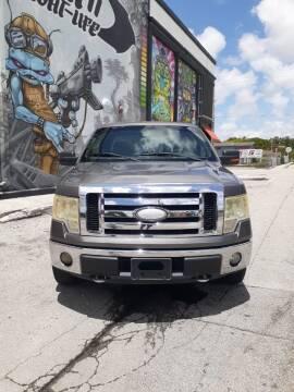 2009 Ford F-150 for sale at Rosa's Auto Sales in Miami FL
