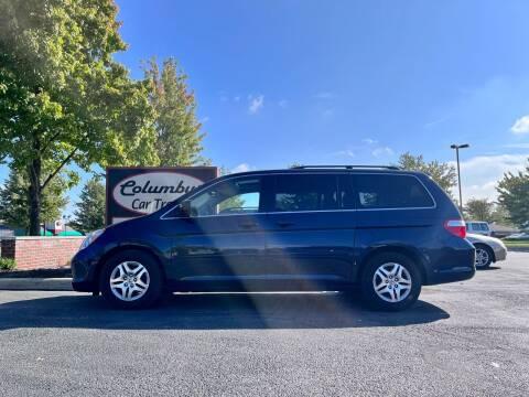 2007 Honda Odyssey for sale at Columbus Car Trader in Reynoldsburg OH