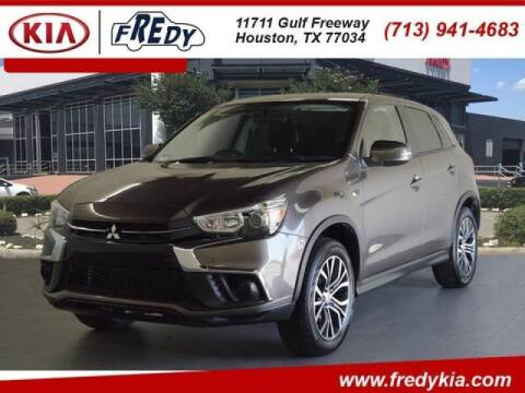 2019 Mitsubishi Outlander Sport for sale at FREDYS CARS FOR LESS in Houston TX