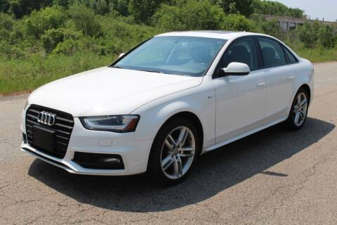 2016 Audi A4 for sale at Imotobank in Walpole MA