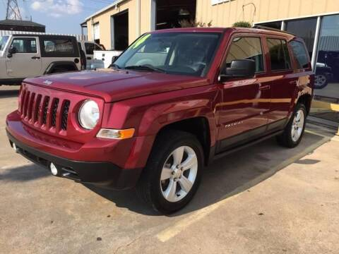 2014 Jeep Patriot for sale at Market Street Auto Sales INC in Houston TX