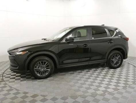 2020 Mazda CX-5 for sale at Cj king of car loans/JJ's Best Auto Sales in Troy MI