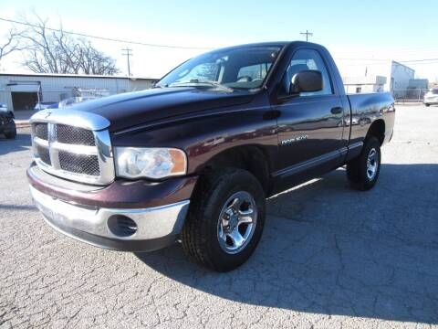 2005 Dodge Ram Pickup 1500 for sale at Grays Used Cars in Oklahoma City OK