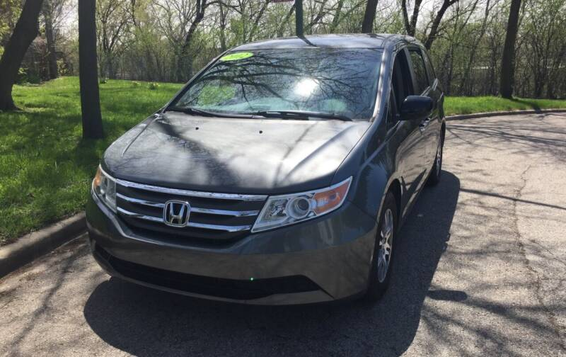 2012 Honda Odyssey for sale at Buy A Car in Chicago IL