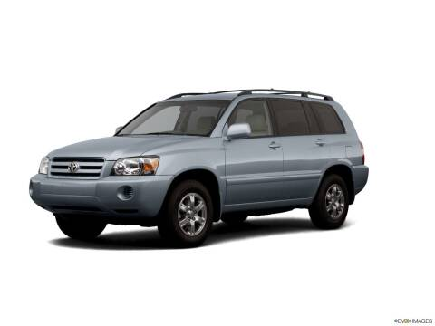 2007 Toyota Highlander for sale at West Motor Company in Hyde Park UT