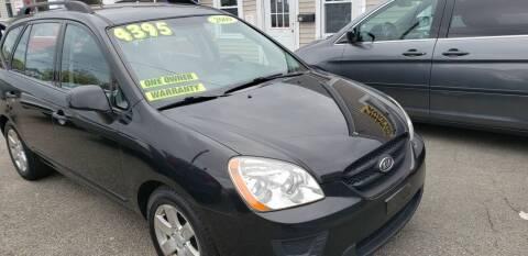 2009 Kia Rondo for sale at TC Auto Repair and Sales Inc in Abington MA