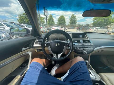2012 Honda Accord for sale at Sincere Motors LLC in Baltimore MD