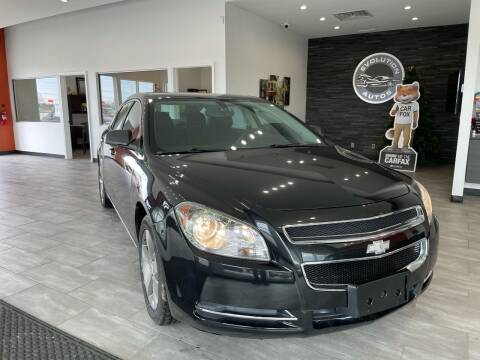 2011 Chevrolet Malibu for sale at Evolution Autos in Whiteland IN