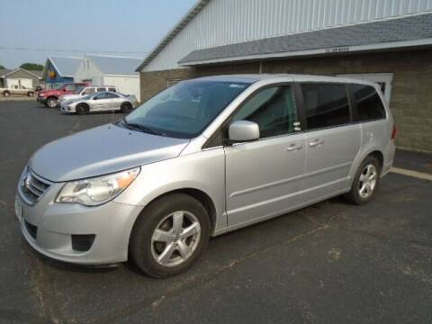 2010 Volkswagen Routan for sale at SWENSON MOTORS in Gaylord MN