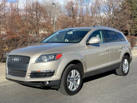 2008 Audi Q7 for sale at A.I. Monroe Auto Sales in Bountiful UT