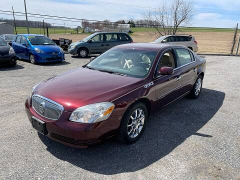2007 Buick Lucerne for sale at Cub Hill Motor Co in Stewartstown PA