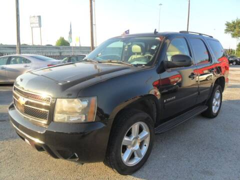 2007 Chevrolet Tahoe for sale at Talisman Motor City in Houston TX