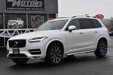 2018 Volvo XC90 for sale at Landers Motors in Gresham OR
