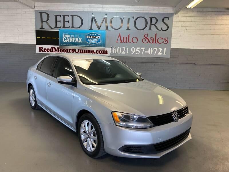 2011 Volkswagen Jetta for sale at REED MOTORS LLC in Phoenix AZ