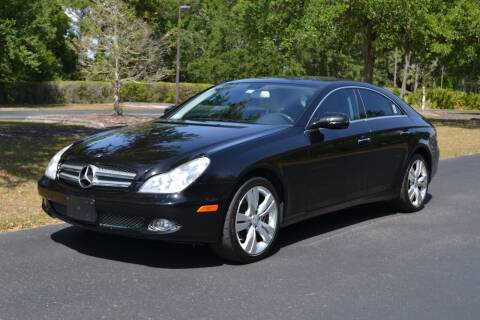 2009 Mercedes-Benz CLS for sale at GulfCoast Motorsports in Osprey FL