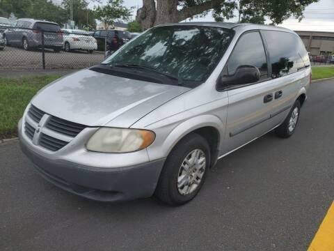 2007 Dodge Caravan for sale at Carlando in Lakeland FL