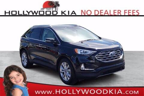 2019 Ford Edge for sale at JumboAutoGroup.com in Hollywood FL