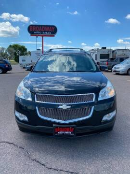 2010 Chevrolet Traverse for sale at Broadway Auto Sales in South Sioux City NE