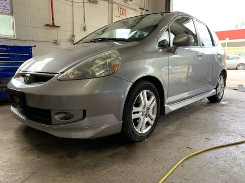 2007 Honda Fit for sale at Auto Warehouse in Poughkeepsie NY