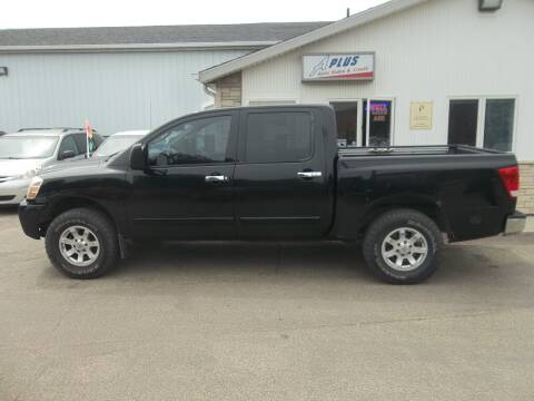 2007 Nissan Titan for sale at A Plus Auto Sales/ - A Plus Auto Sales in Sioux Falls SD
