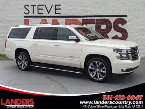 2015 Chevrolet Suburban for sale at The Car Guy powered by Landers CDJR in Little Rock AR