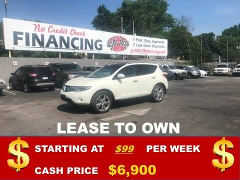 2009 Nissan Murano for sale at Auto Mart USA in Kansas City MO