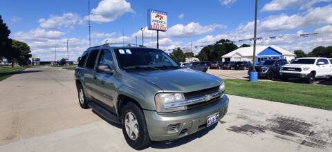2004 Chevrolet TrailBlazer for sale at America Auto Inc in South Sioux City NE