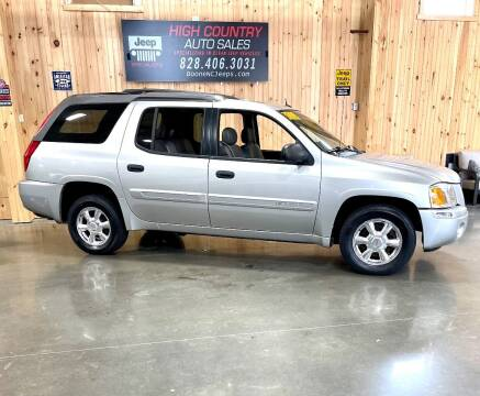 2004 GMC Envoy XUV for sale at Boone NC Jeeps-High Country Auto Sales in Boone NC