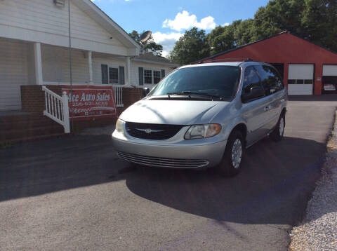 2004 Chrysler Town and Country for sale at Ace Auto Sales - $1000 DOWN PAYMENTS in Fyffe AL