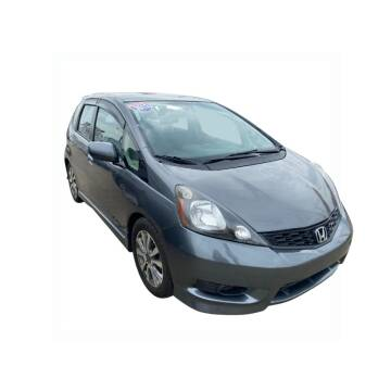 2012 Honda Fit for sale at Averys Auto Group in Lapeer MI