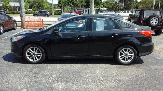 2015 Ford Focus for sale at Denny's Auto Sales in Fort Myers FL
