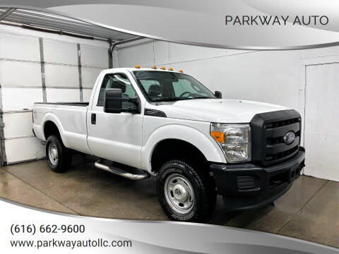 2015 Ford F-250 Super Duty for sale at PARKWAY AUTO in Hudsonville MI