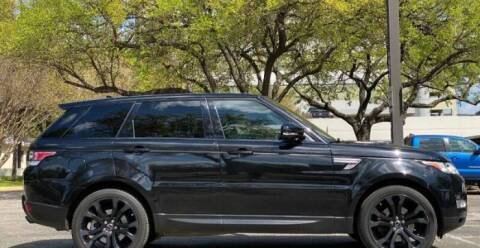 2015 Land Rover Range Rover for sale at Classic Car Deals in Cadillac MI