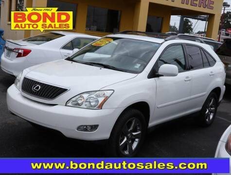 2005 Lexus RX 330 for sale at Bond Auto Sales in St Petersburg FL