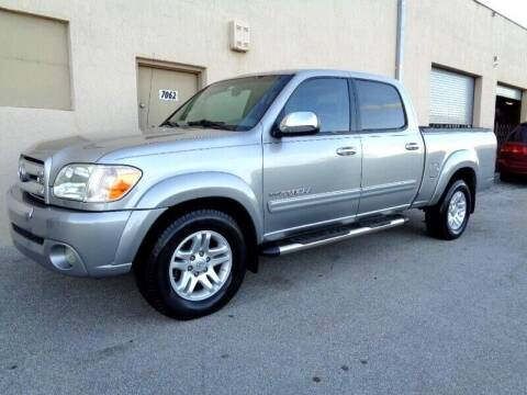 2006 Toyota Tundra for sale at Selective Motor Cars in Miami FL