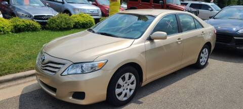 2010 Toyota Camry for sale at Steve's Auto Sales in Madison WI