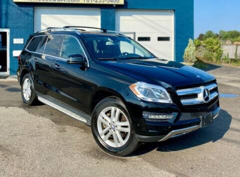 2015 Mercedes-Benz GL-Class for sale at Saugus Auto Mall in Saugus MA