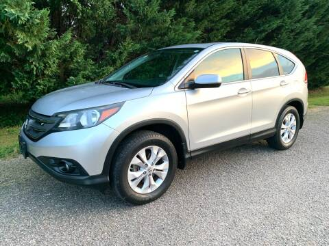 2012 Honda CR-V for sale at 268 Auto Sales in Dobson NC