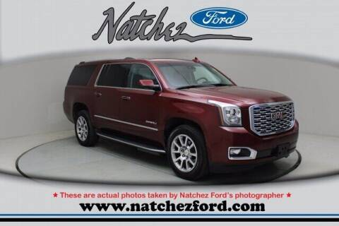 2020 GMC Yukon XL for sale at Auto Group South - Natchez Ford Lincoln in Natchez MS