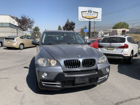 2007 BMW X5 for sale at CarSmart Auto Group in Murray UT