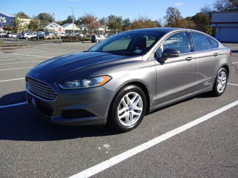 2014 Ford Fusion for sale at B&B Auto LLC in Union NJ