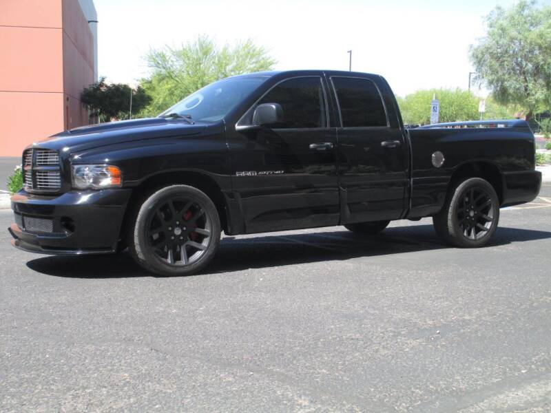 2005 Dodge Ram Pickup 1500 SRT-10 for sale at COPPER STATE MOTORSPORTS in Phoenix AZ